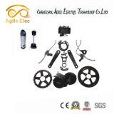 kit eléctrico de la bici del MEDIADOS DE motor inestable 36V con la batería de litio