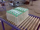 Automatische Flasche, die Schrumpfverpackung-Maschine einwickelt