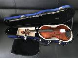 カーボンファイバーのバイオリンのケースの楽器の純木のバイオリン