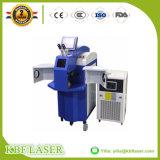 200W máquina de soldadura do laser da jóia da elevada precisão YAG para o ouro/metal/prata/aço inoxidável