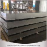 GB Estándar 5083 5754 6061 6063 6082 T6 T651 Hoja de aluminio para el molde