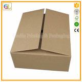 Kundenspezifischer gewölbtes Papier-verpackenkasten