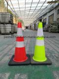 Конус движения зеленого цвета оптовой продажи фабрики Jiachen с более тяжелым черным основанием