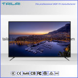 Широкий дюйм полное HD 1080P СИД TV угла наблюдения 43 с коаксиальными 3 HDMI