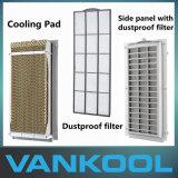 Fußboden, der Verdampfungsluft-Kühlvorrichtung-Ventilator für Raum steht
