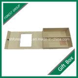 Kundenspezifischer Papierkasten mit Fenster (FP0200025)