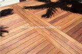 튼튼한 브라질 티크 옥외 목제 Decking