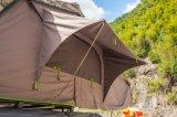 Tenda 4X4 del tetto di avventura 4WD e di campeggio fuori dalla tenda molle della parte superiore del tetto delle coperture della strada
