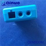 Kundenspezifische Einspritzung geformte Plastikargumente für Elektronik
