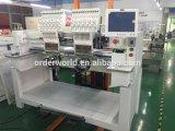熱い販売中国は2つのヘッド6本の9本の12本の15本の針が付いている刺繍機械をコンピュータ化した