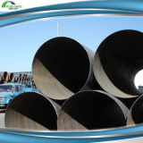 ASTM A36 schwarzes Kohlenstoffstahl-Rohr