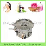 Wasser-Destillation-Geräten-Hebezeug-Wodka-Whisky-Weinbrand-Destillierapparat der Qualitäts-30L/8gal für Hauptgebrauch
