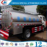 6cbm 8cbm 10cbm Edelstahl-Milchbehälter-LKW