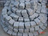 옥외를 위한 자연적인 화강암 정원 조약돌/포석