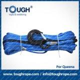 Guincho elétrico da Foroff-Estrada sintética da corda de UHMWPE