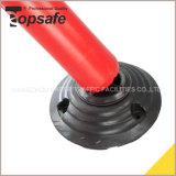 120cm Poste de mola flexível Posto de segurança em estrada de plástico