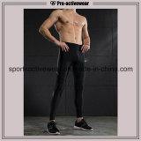 Do OEM da aptidão calças ocasionais secas por atacado da ioga dos homens rapidamente