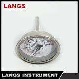 059自動車部品63mmの高品質のバイメタルの管の温度計
