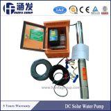Pompe solaire de C.C pour l'irrigation (550W, tête de 50M)