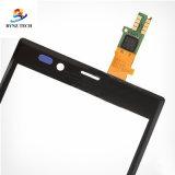 Nokia Lumiaのための移動式携帯電話LCDのタッチ画面720のN720ガラス計数化装置の部品