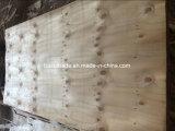 Chapa rotatoria de la base del pino del corte para los muebles