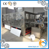 Machine de remplissage liquide de petite bouteille en plastique électrique