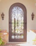 Portello anteriore modellato di rame commerciale di obbligazione del metallo dei portelli di entrata