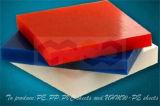 Aangepast het uhmw-PE van de Grootte Plastic Blad met de Sterke Weerstand van de Corrosie