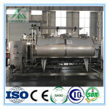 Maquinaria de diseño de limpieza automática en la línea de producción de leche y jugo