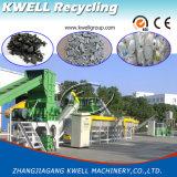 HDPEの/PPのびん、機械堅いプラスチック洗濯機をリサイクルする容器