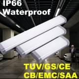 IP66の300mm LEDの当て木ライトはランプを防水する