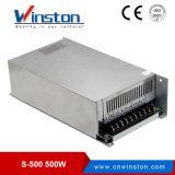 500W S-500-12 Schaltungs-Stromversorgung mit Cer RoHS genehmigt