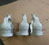 Spitzenstahl-u. Roheisen-Schutz für Gas-Zylinder