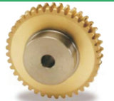 Endlosschrauben-Rad-Zufuhr des Druck-Cac702 des Winkel-20deg