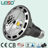 15W反射鏡のクリー族チップScob LED PAR30 (LS-P718-A-BWW/BW)