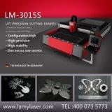 Macchina elaborante d'acciaio della taglierina del laser della fibra dell'alto ferro preciso