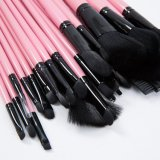 32 PCS/Set Pink Bag Professional Makeup Brushes Set Manufacturers China