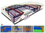 Здание структурно стали Ce Approved полуфабрикат