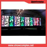 Farbenreiche Video-Innenwand der Miete-LED