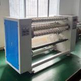 Máquina automática de corte e rebobinamento de fita adesiva