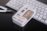 3in1 OTG Flash Drive U Disk Memory Stick USB para iPhone Ios Android iPad PC 8/16/32/64 / 128GB