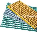 Vidrio de fibra, rejas de alta resistencia de FRP/GRP