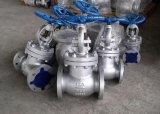 Acqua manuale della flangia RF/Rtj/FM dell'acciaio inossidabile/valvola di globo industriale