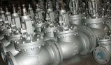 Manuelles Wasser des Edelstahl-Flansch-RF/Rtj/FM/industrielles Kugel-Ventil