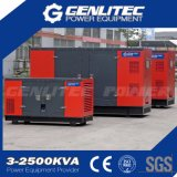 générateur diesel silencieux de 200kw 300kw 400kw 500kw Cummins à vendre