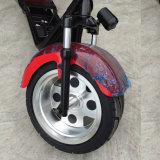 """""""trotinette"""" elétrico da roda grande da bicicleta dos Cocos da cidade fora da motocicleta elétrica da estrada"""