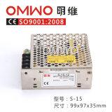 15W Wxe-15s-24 Stromversorgung der Gleichstrom-Schaltungs-Stromversorgungen-LED