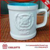 Kop van de Koffie van Kerstmis de Promotie Ceramische met Speciale Vorm