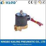 2W025 mini tipi CA poco costoso dell'elettrovalvola a solenoide dell'acqua 220V