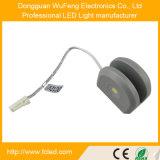 Luz de cristal del estante de DC12V LED para el contador de la barra de la decoración